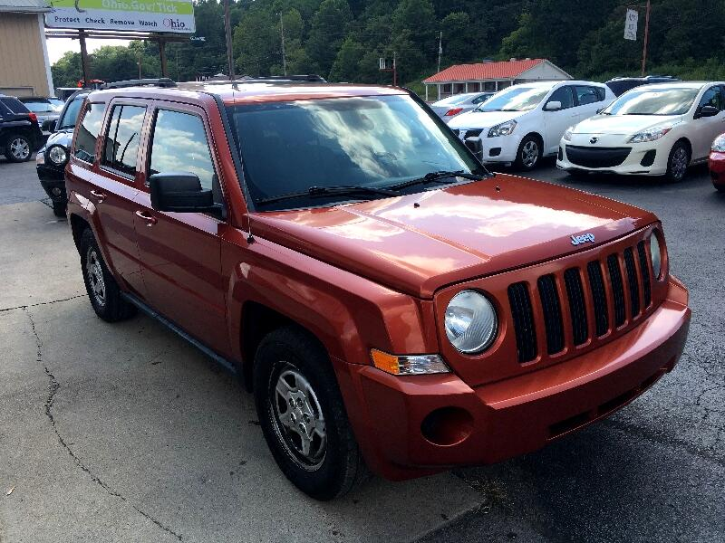 2010 Jeep Patriot Sport 2WD
