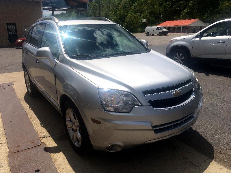Chevrolet Captiva Base 2014