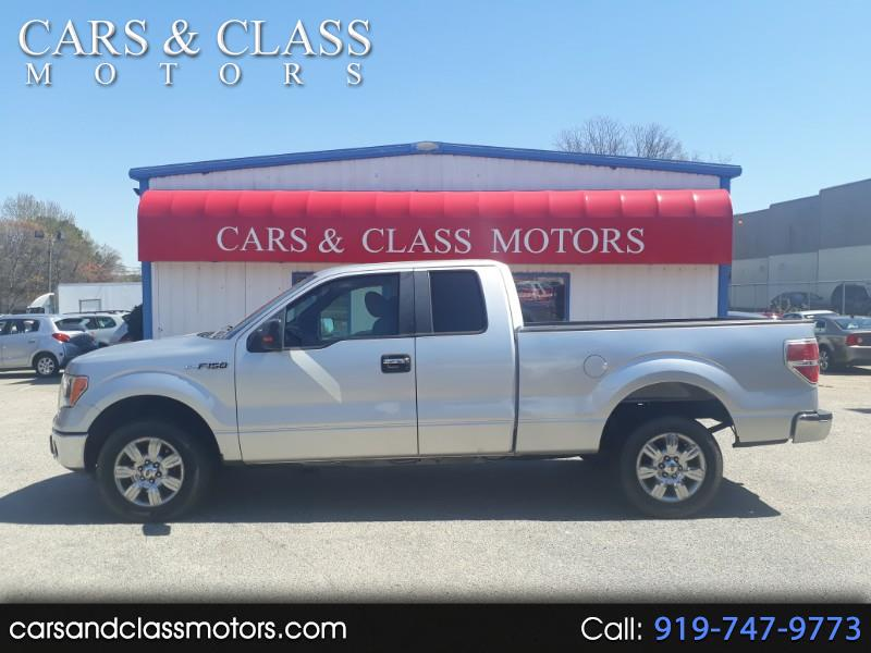 "2010 Ford F-150 2WD SuperCab 145"" FX2 Sport"