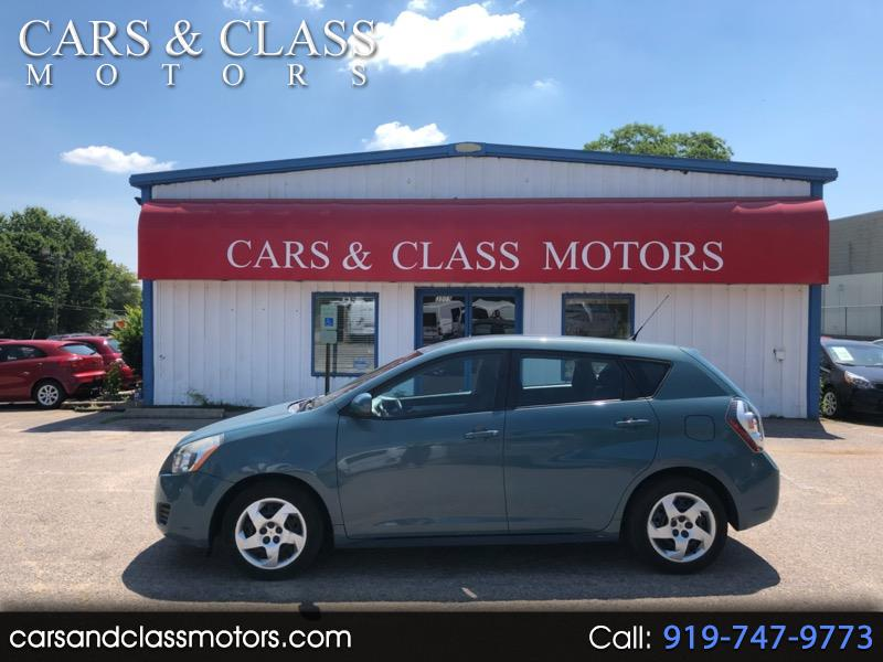 Used 2009 Pontiac Vibe in Raleigh, NC | Auto com | 5Y2SP67889Z414669