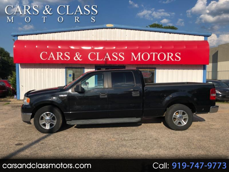 "Ford F-150 2WD SuperCrew 139"" 60th Anniversary 2008"