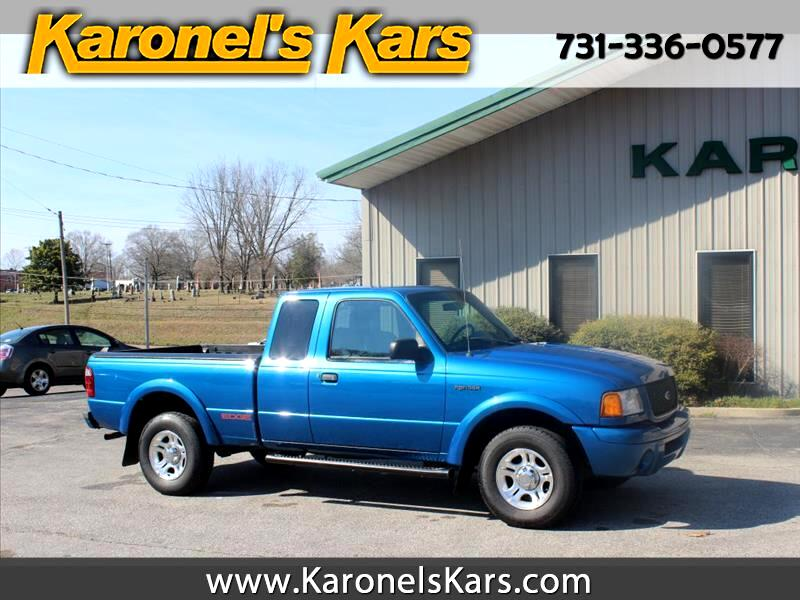2002 Ford Ranger XLT SuperCab 2WD - 383A