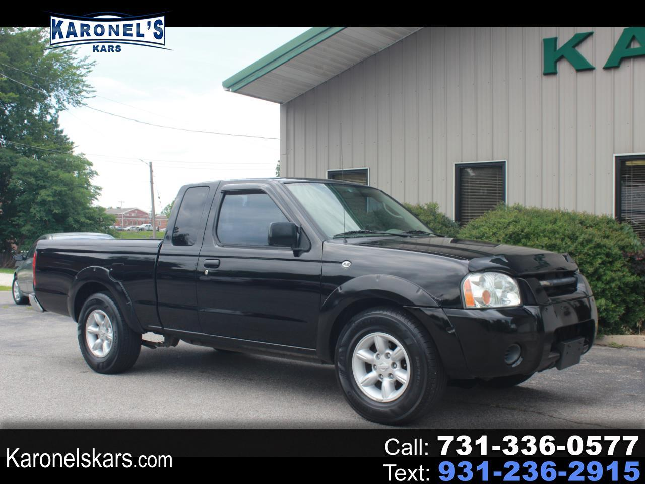 Nissan Frontier XE-I4 King Cab 2WD 2002