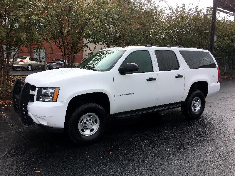 2012 Chevrolet 2500