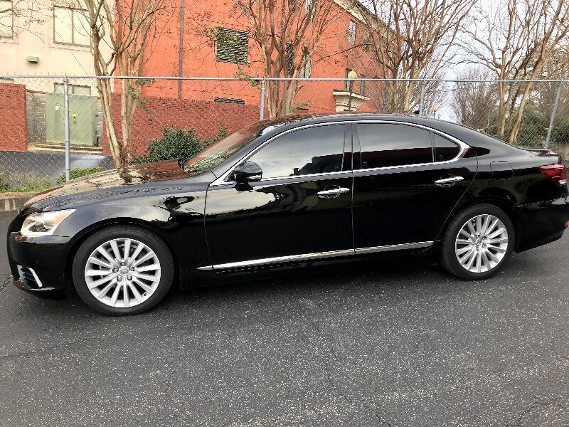 Lexus LS 460 Luxury Sedan 2013