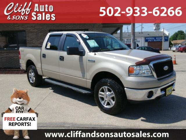2007 Ford F-150 SuperCrew Crew Cab 139