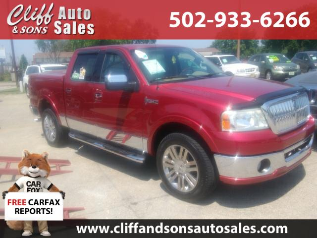2007 Lincoln Mark LT 4WD