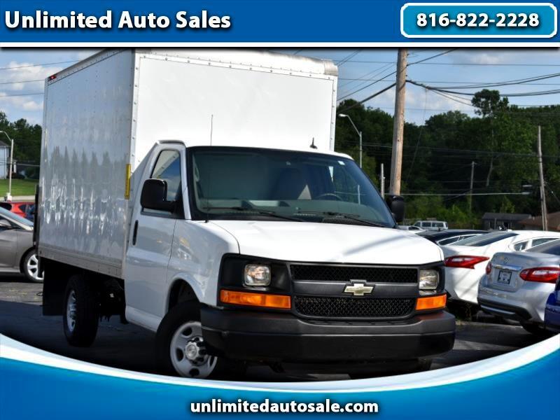 "2015 Chevrolet Express G3500 139"""
