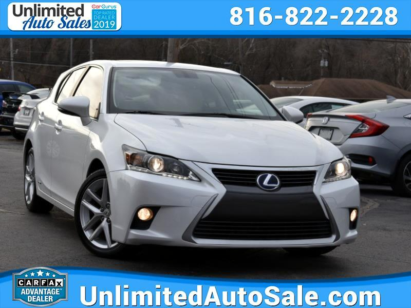 Lexus CT 200h Base 2015