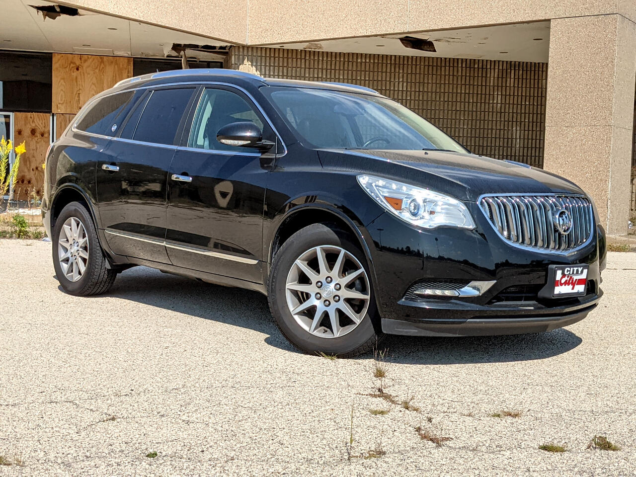 2016 Buick Enclave AWD 4DR LEATHER
