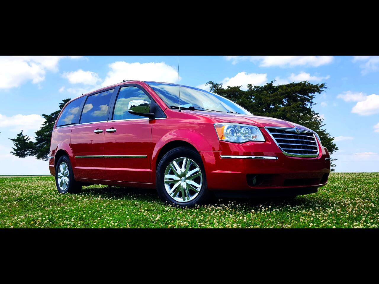 2010 Chrysler Town & Country 4DR WGN LIMITED *LTD AVAI