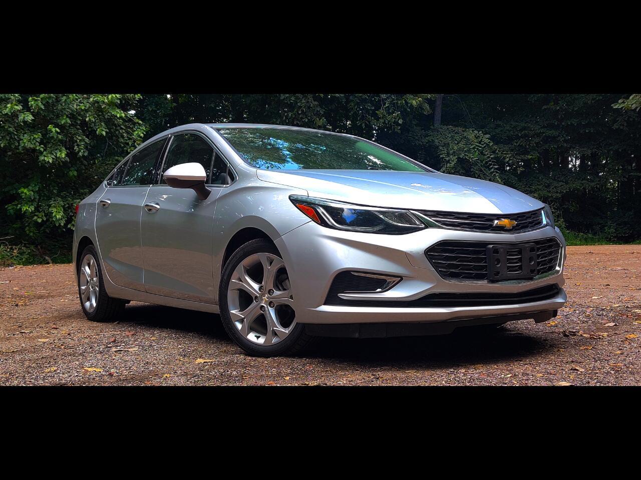 2017 Chevrolet Cruze 4DR SDN 1.4L PREMIER W/1S