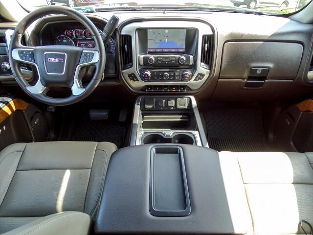 2014 GMC Sierra 1500 2WD Crew Cab 143.5