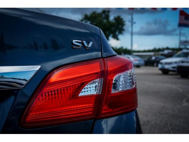 2016 Nissan Sentra 4dr Sdn I4 CVT SV