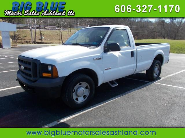 2006 Ford F-250 SD XL 2WD