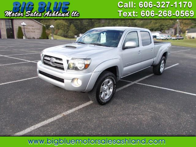 2010 Toyota Tacoma DOUBLE 6FT BED V6 SR5 TRD OFF ROAD 4WD