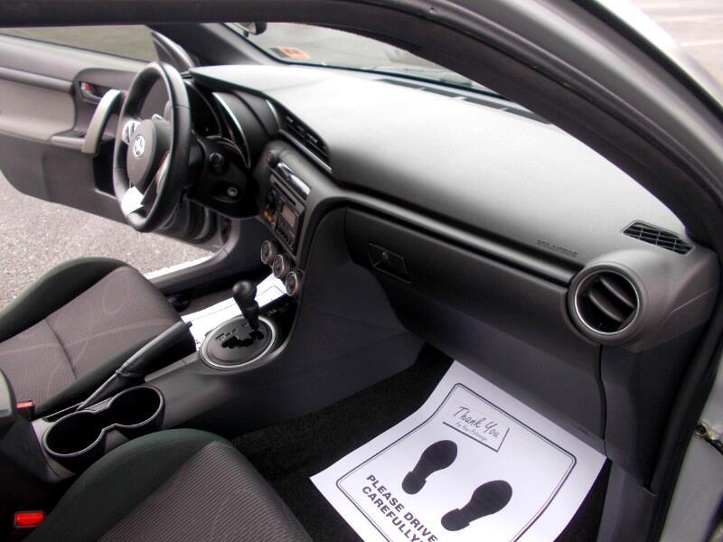 2012 Scion tC Sports Coupe 6-Spd AT