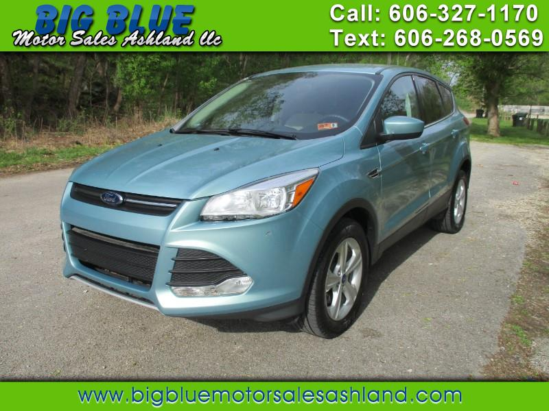 "2013 Ford Escape 4dr 103"" WB 3.0L XLT Sport"