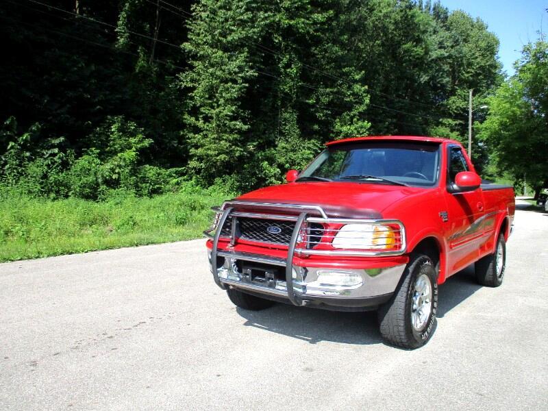 1998 Ford F-150 Lariat Reg. Cab Short Bed 4WD
