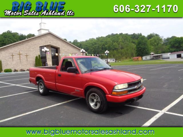 2003 Chevrolet S10 Pickup LS Long Bed 2WD