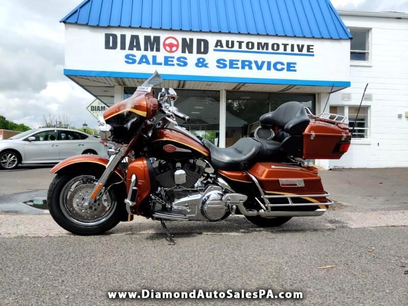 Harley-Davidson CVO Screamin Eagle Ultra Classic Electra Glide  2008