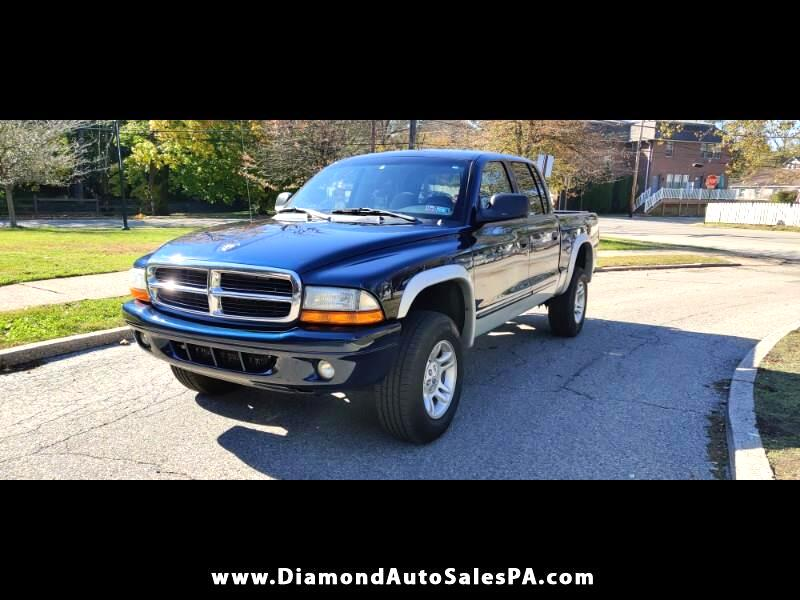 Dodge Dakota SLT Quad Cab 4WD 2003
