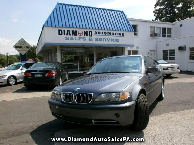 2003 BMW 3-Series 330xi Sedan