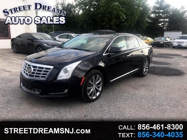 2013 Cadillac XTS Livery
