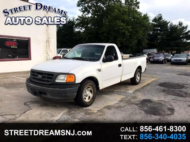 2004 Ford F-150 Heritage Base