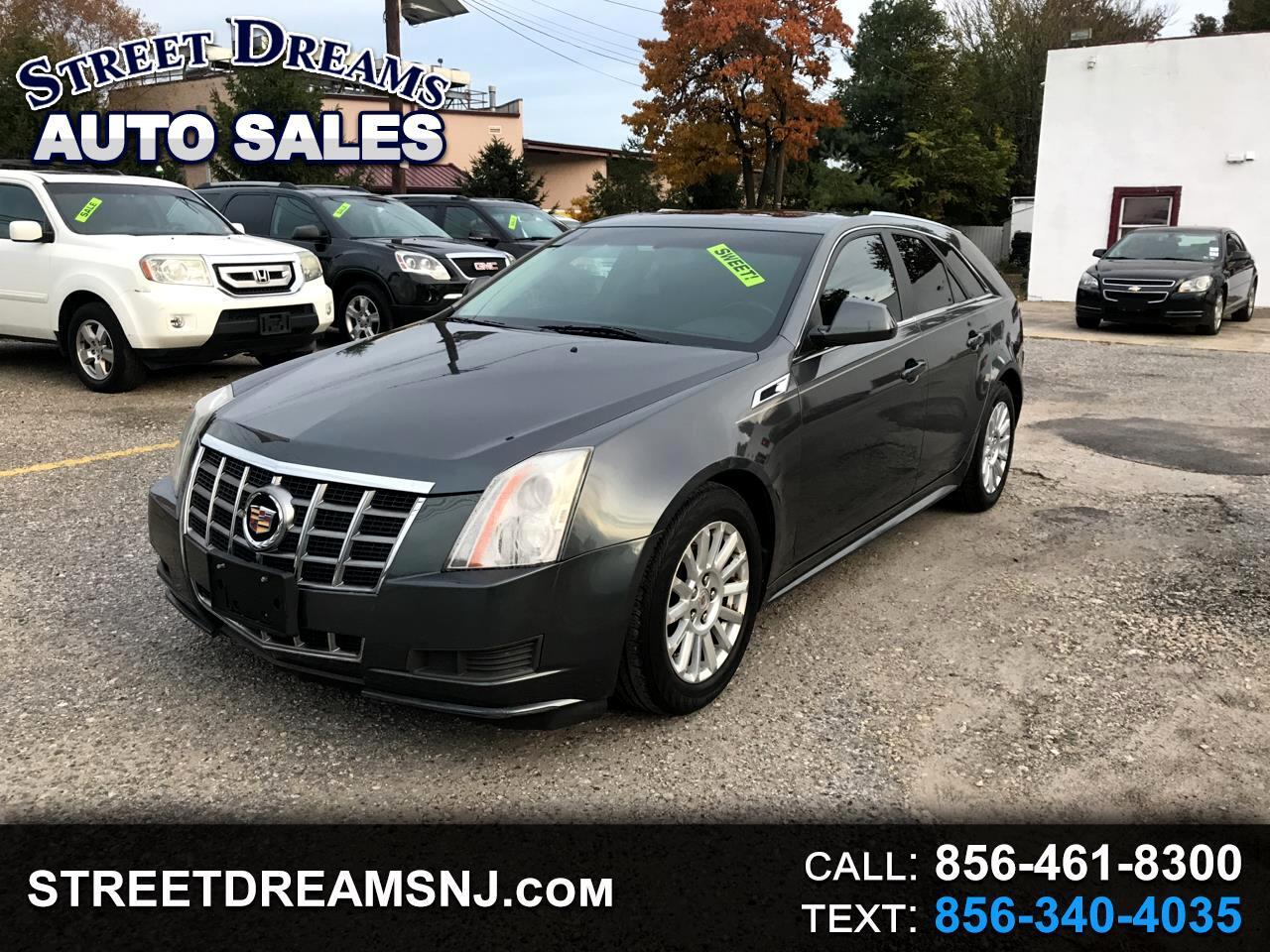 2012 Cadillac CTS Sport Wagon 3.0L Base