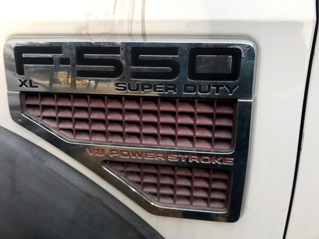 2008 Ford F-550 Crew Cab 4WD DRW