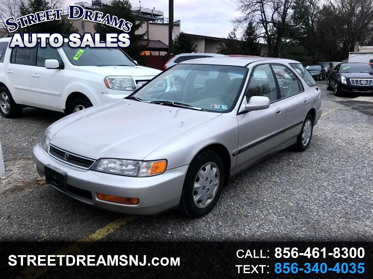 1997 Honda Accord Wagon LX