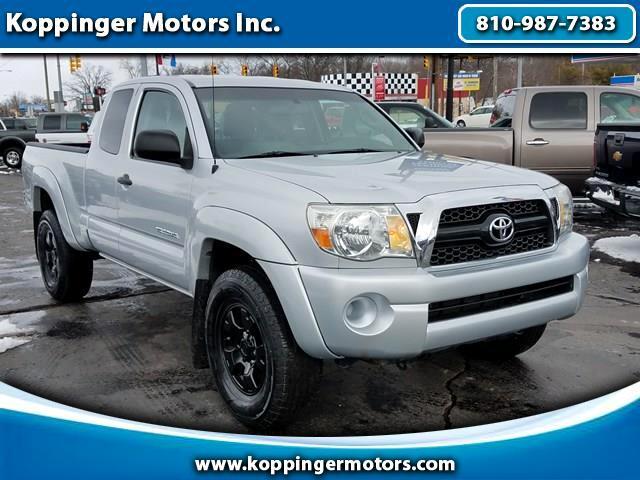 2011 Toyota Tacoma 4WD Access I4 AT (SE)
