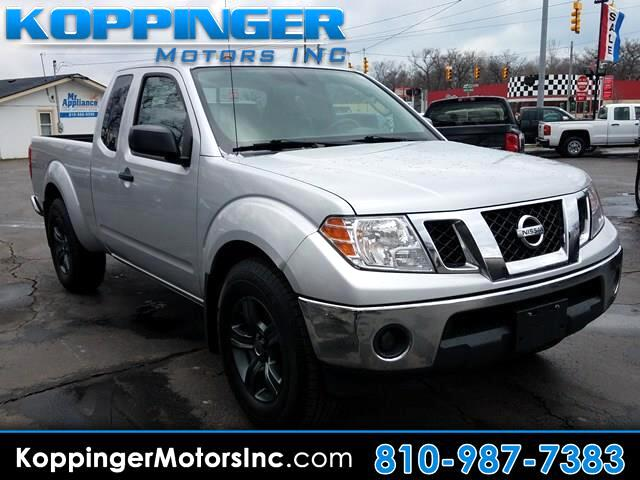 2012 Nissan Frontier 2WD King Cab I4 Auto S