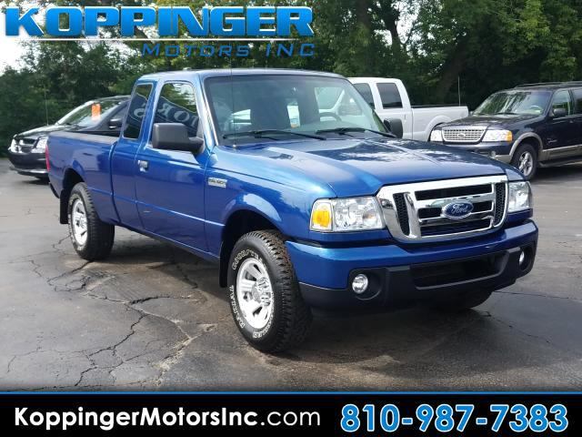 "2011 Ford Ranger 2WD 2dr SuperCab 126"" XL"