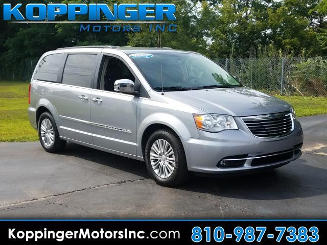 2015 Chrysler Town & Country 4dr Wgn Touring-L
