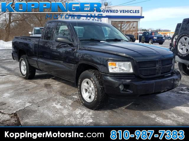 2008 Dodge Dakota 4WD Ext Cab SXT