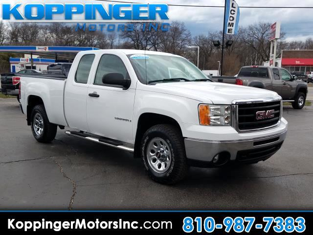 "2009 GMC Sierra 1500 2WD Ext Cab 134.0"" Work Truck *Ltd Avail*"