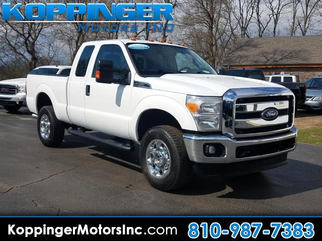 "2015 Ford F-250 SD 4WD SuperCab 142"" XLT"