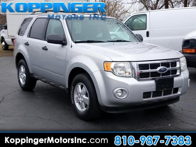 2009 Ford Escape 4WD 4dr I4 Auto XLT