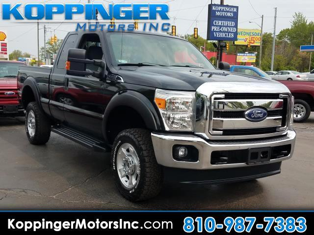 """2014 Ford F-250 SD 4WD SuperCab 142"""" XLT"""