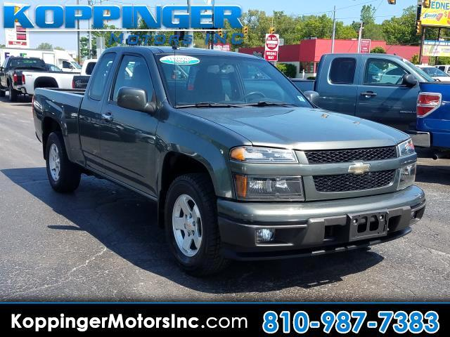"2011 Chevrolet Colorado 2WD Ext Cab 125.9"" LT w/1LT"
