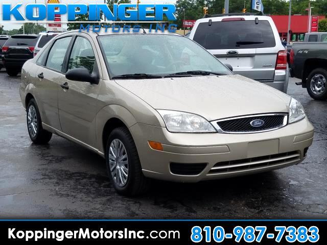 2006 Ford Focus 4dr Sdn ZX4 SE