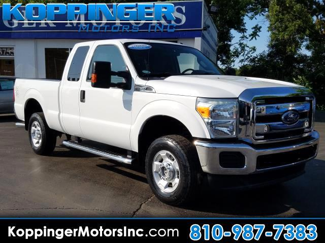 """2011 Ford F-250 SD 4WD SuperCab 142"""" XLT"""