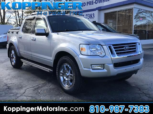 2010 Ford Explorer Sport Trac 4WD 4dr Limited