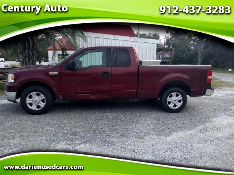 Ford F-150 Lariat SuperCab 5.5-ft Box 2WD 2004
