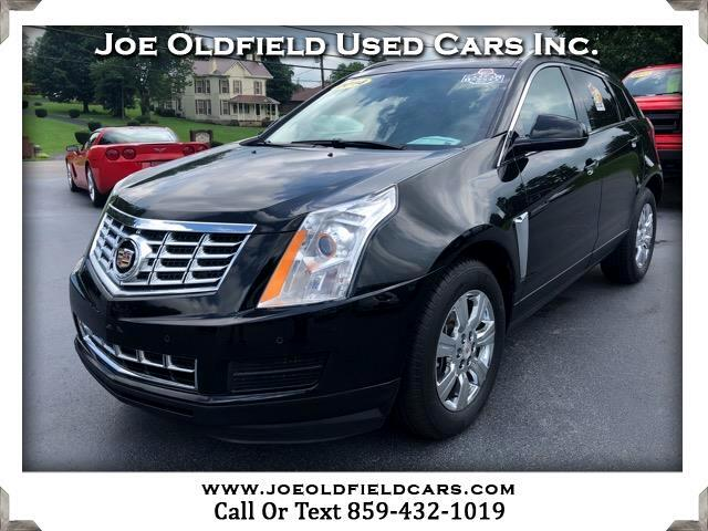 2014 Cadillac SRX AWD Premium Collection