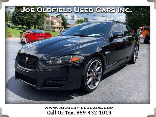 2015 Jaguar XF 4dr Sdn V6 AWD