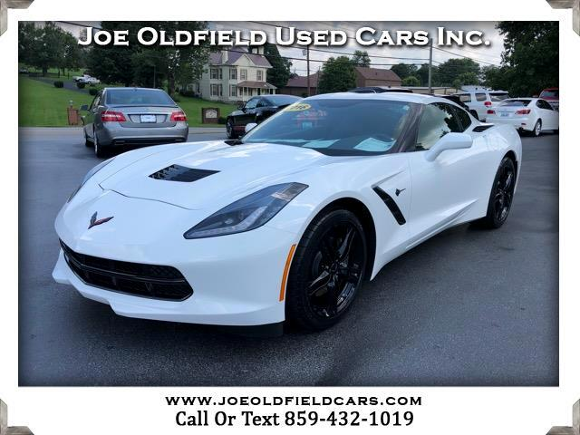 2016 Chevrolet Corvette Stingray 1LT Coupe Automatic