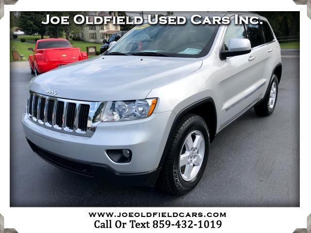 2012 Jeep Cherokee Laredo 4WD